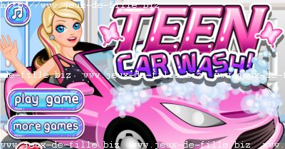 Jeu de barbie : tuning de la voiture de barbie