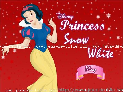 Princesse Blanche-Neige